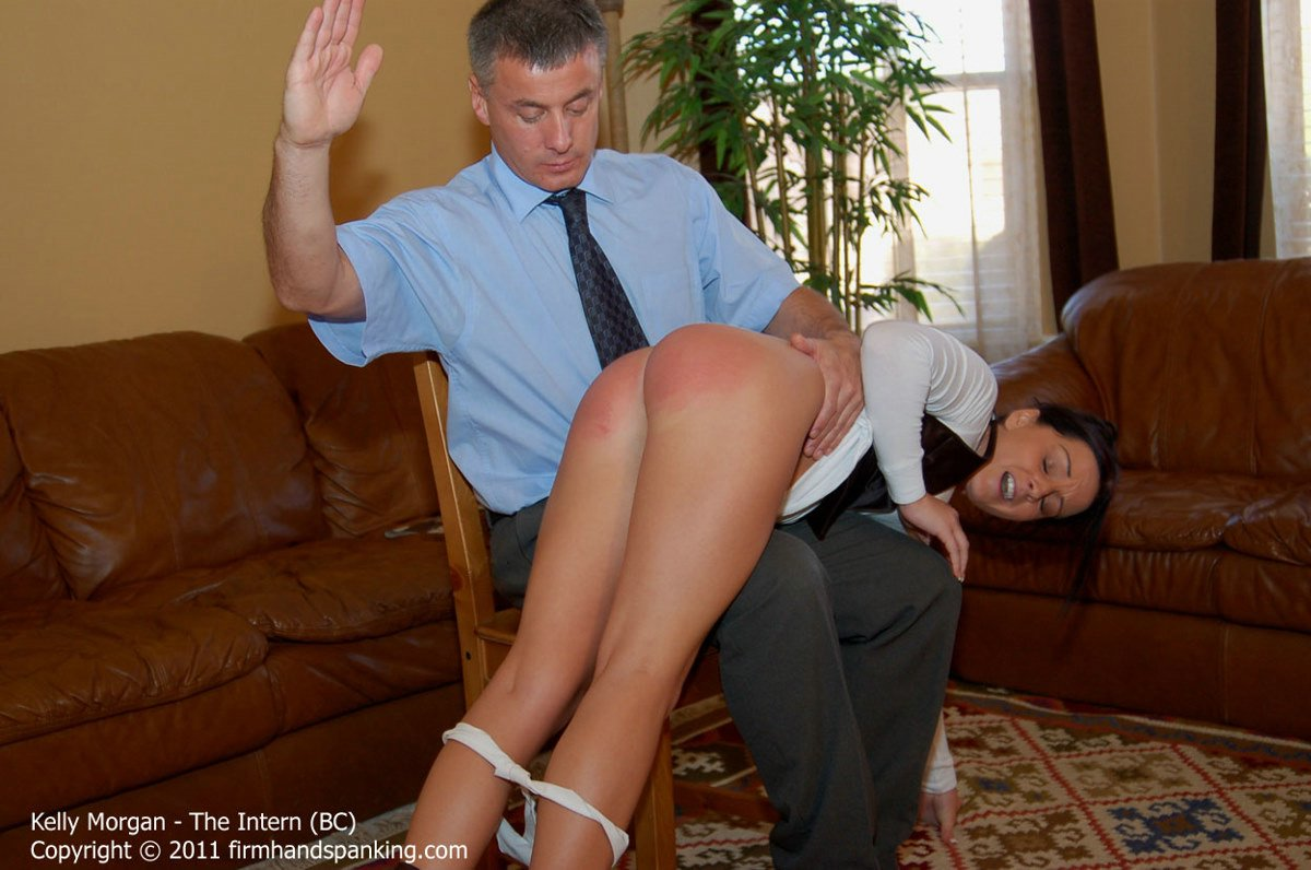 PLEASE VIVID Spanking work that's real